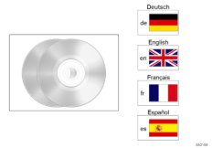 CD/DVD SIP BMW