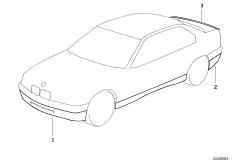 Аэродинамический комплект