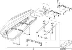 Универсальный контейнер Dachbox
