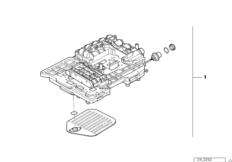 A5S310Z Гидравлический блок управления