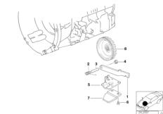 A5S310Z Блокировка трансм. на стоянке