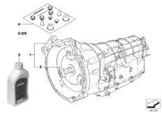 Автоматическая коробка передач A5S310Z