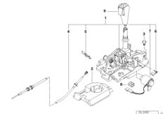 Механизм ПП стептроник SMG