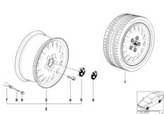 Дизайн BMW (диз. 6)