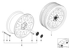 Дизайн BMW (диз. 28)