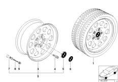 Дизайн II BMW (диз. 34)