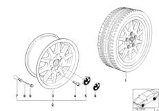 Дизайн с 10 спицами II (диз.14)