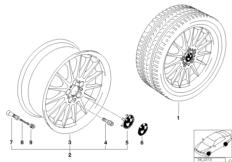 Радиальный дизайн (диз. 32)