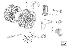 Электрические детали кондиционера