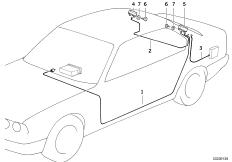 Детали разнесенной антенны
