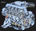 BMW e36 318i - двигатели