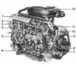 Обзор двигателей BMW M43 (m43b16, m43b18, m43b19)