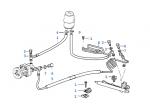 E36 посторонний звук при повороте руля