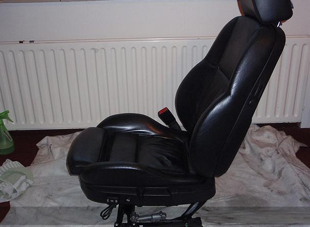 bmw 318tds e36 сиденье с подогревом и подлокотником купить б/у