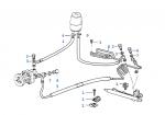 Неисправности и ремонт рулевой рейки (гидроусилителя руля)