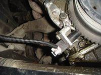 двигатель m40 bmw после 2000 оборотов чихает в глушитель