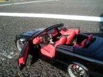 бмв 3 кабриолет - срезаем крышу автомобиля (поверхностно) - фото 3
