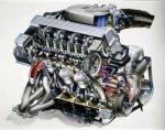 Обзор двигателя BMW M44B19